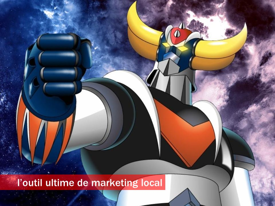 l'outil ultime de marketing local
