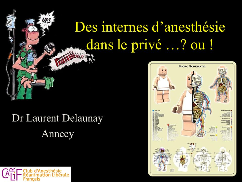 Dr Laurent Delaunay Annecy