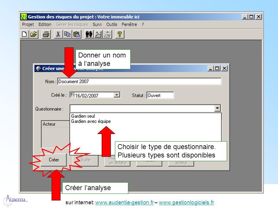 sur internet: www.audentia-gestion.fr – www.gestionlogiciels.fr