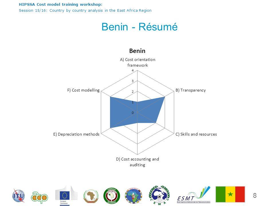 Benin - Résumé