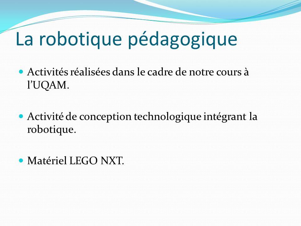 La robotique pédagogique