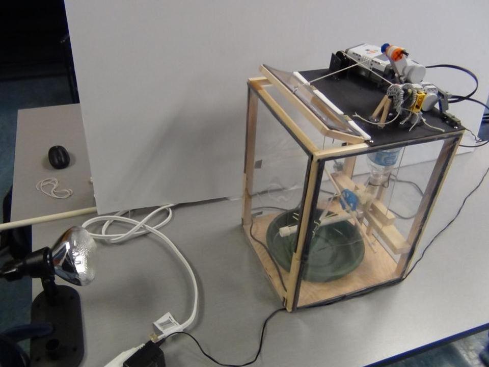Mini-serre automatisée (Température et humidité)