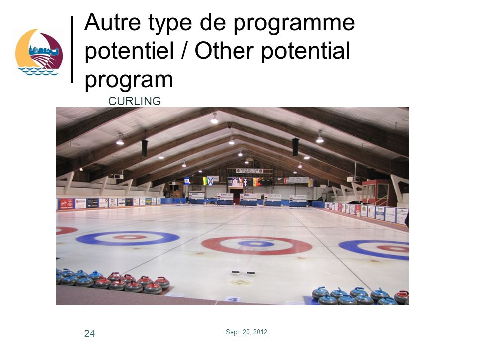 Autre type de programme potentiel / Other potential program