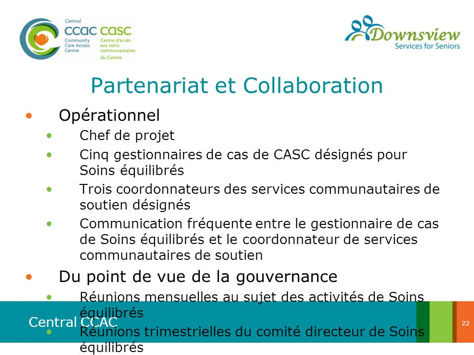 Partenariat et Collaboration