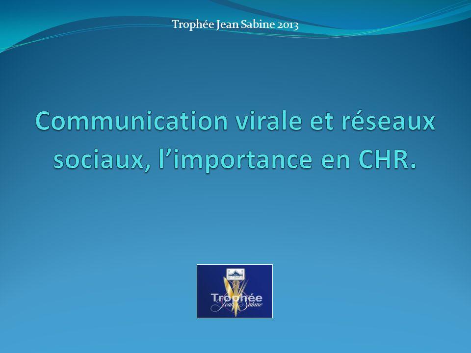 Communication virale et réseaux sociaux, l'importance en CHR.