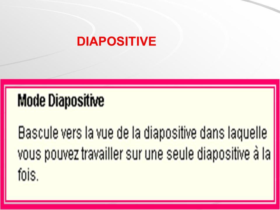 DIAPOSITIVE