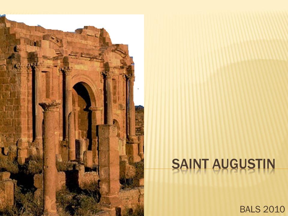 Saint Augustin BALS 2010
