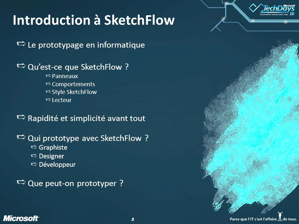 Introduction à SketchFlow