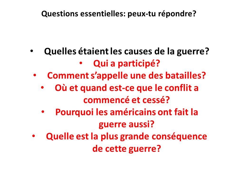 Questions essentielles: peux-tu répondre