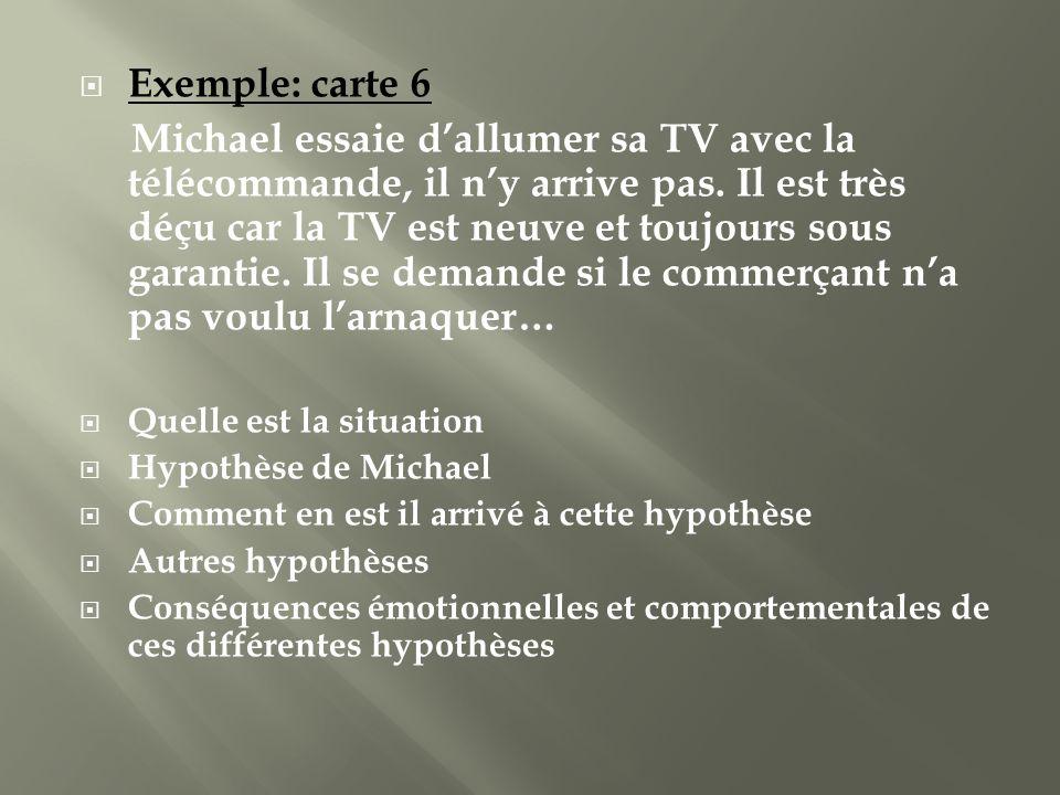 Exemple: carte 6