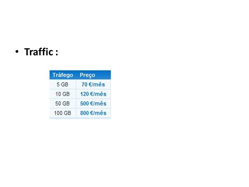 Traffic :