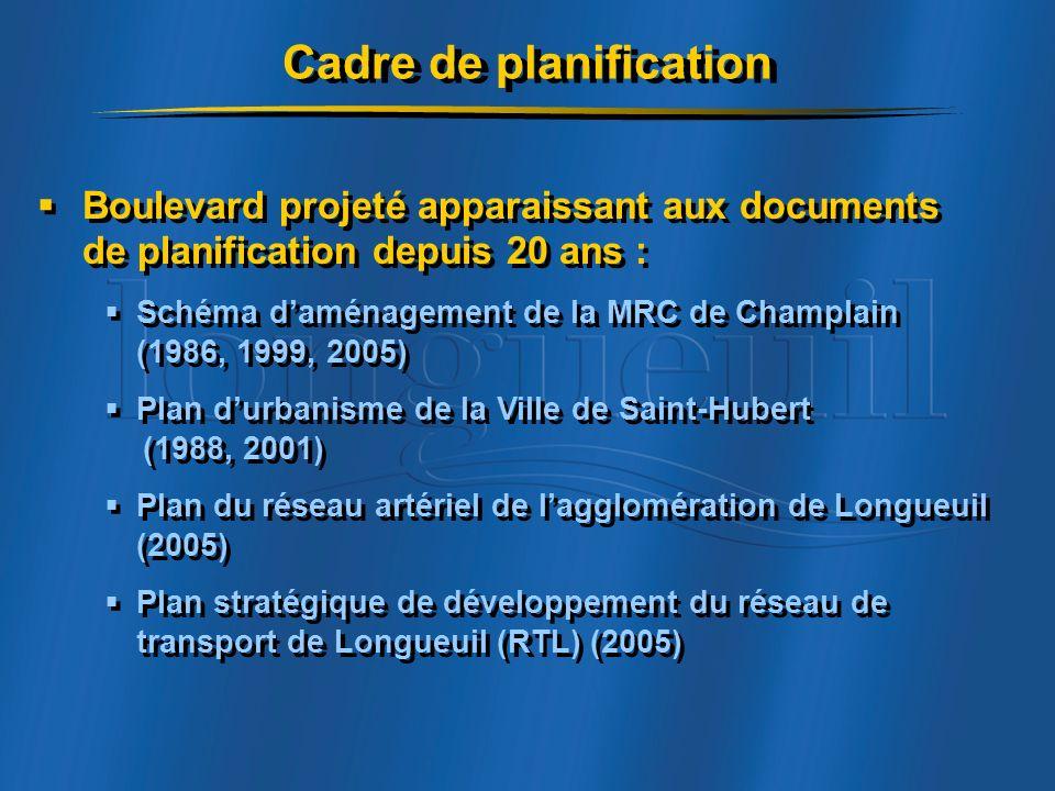 Cadre de planification