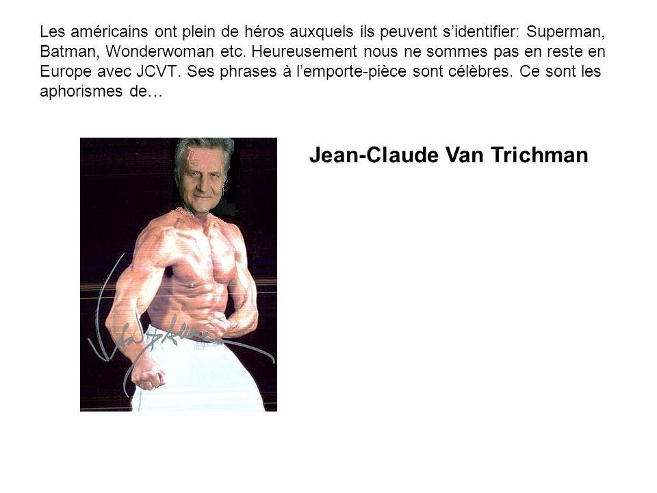 Jean-Claude Van Trichman