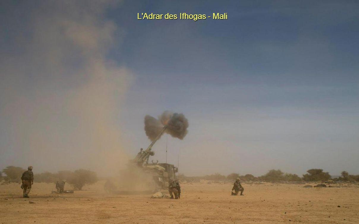 L Adrar des Ifhogas - Mali