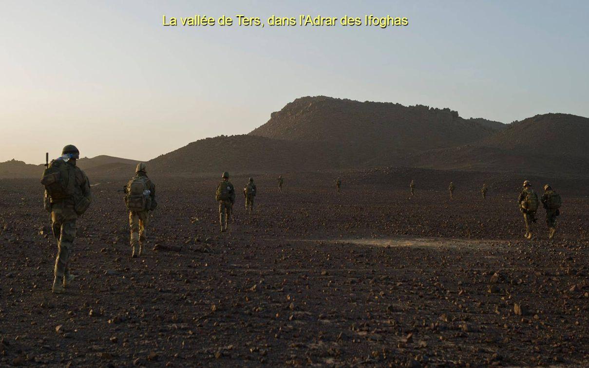 La vallée de Ters, dans l Adrar des Ifoghas