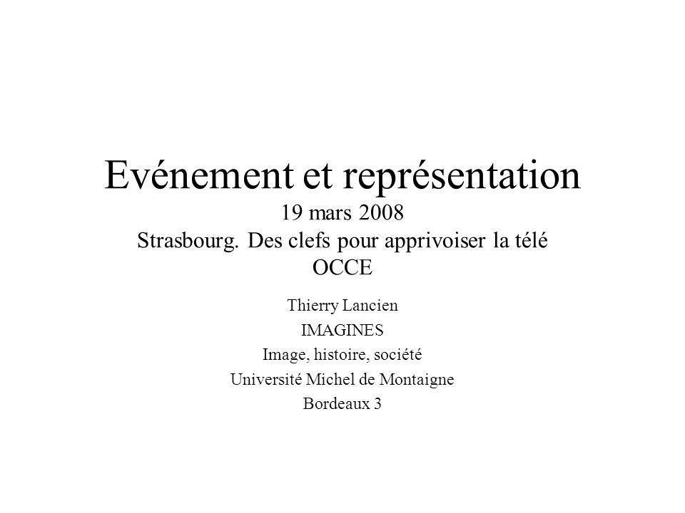 Evénement et représentation 19 mars 2008 Strasbourg