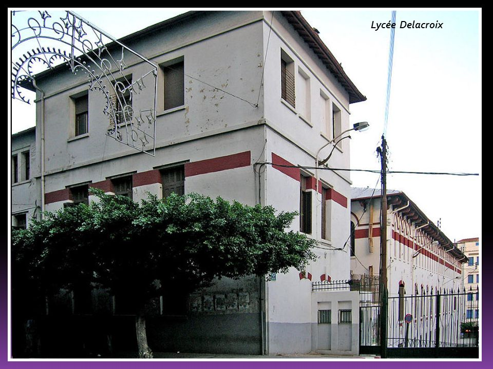 Lycée Delacroix