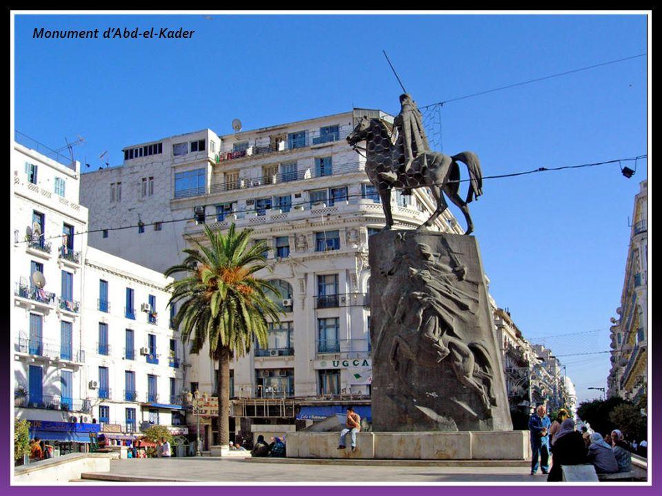 Monument d'Abd-el-Kader