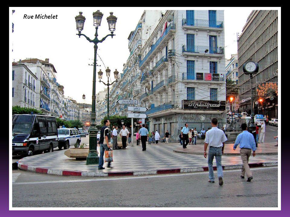Rue Michelet