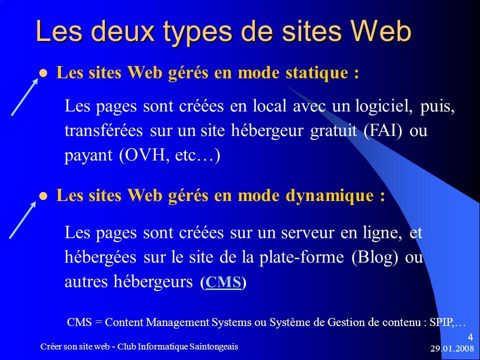 cr u00e9er un site web sur internet