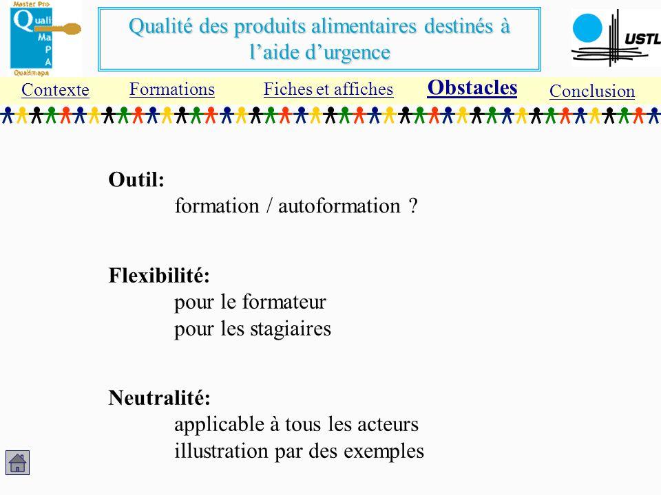 formation / autoformation