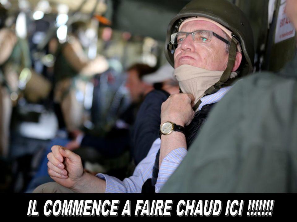 IL COMMENCE A FAIRE CHAUD ICI !!!!!!!