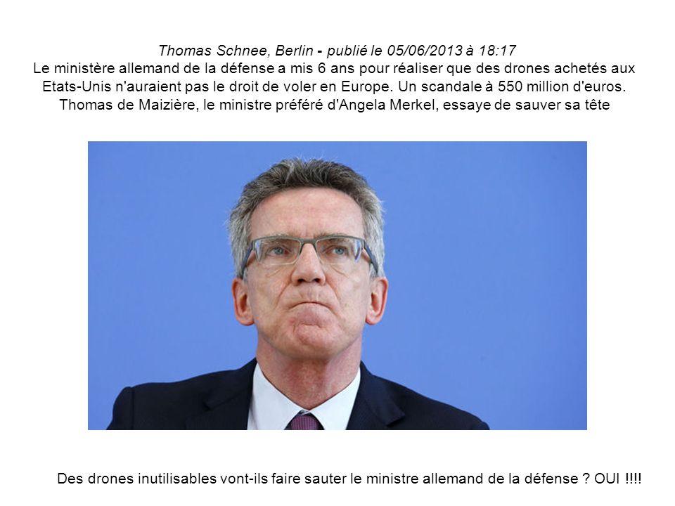Thomas Schnee, Berlin - publié le 05/06/2013 à 18:17