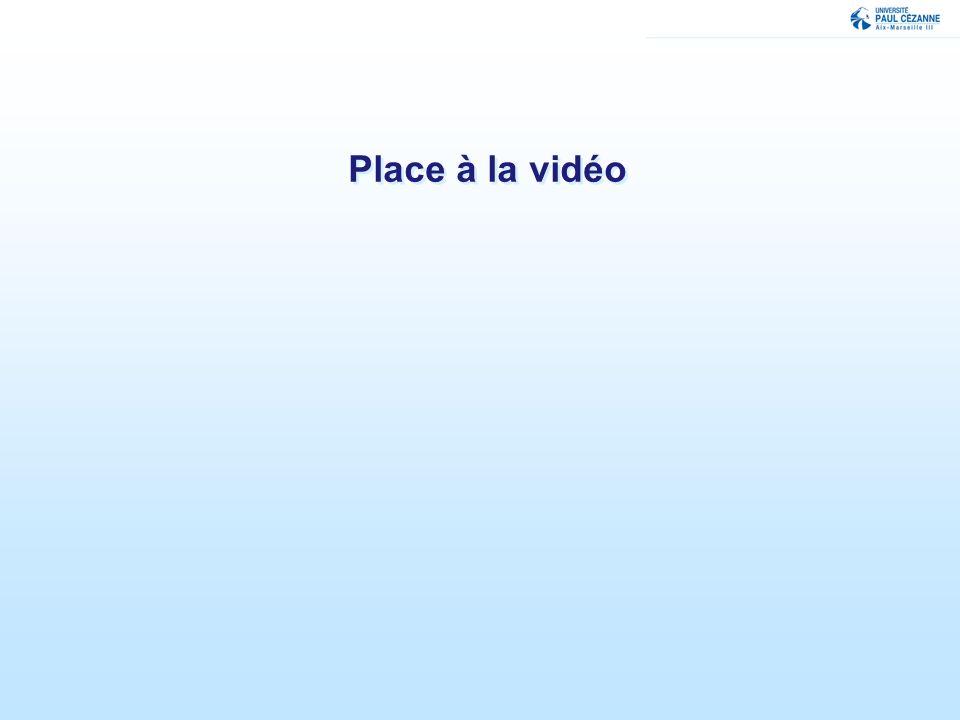 30/03/2017 Place à la vidéo
