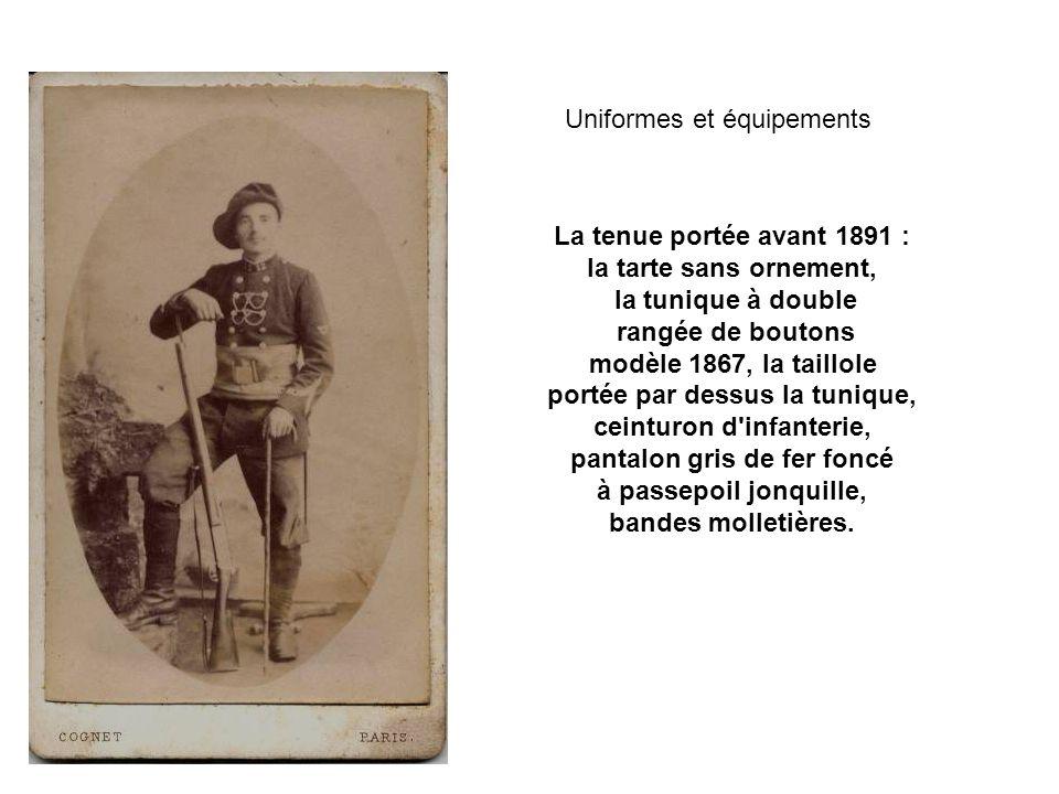 Uniformes et équipements