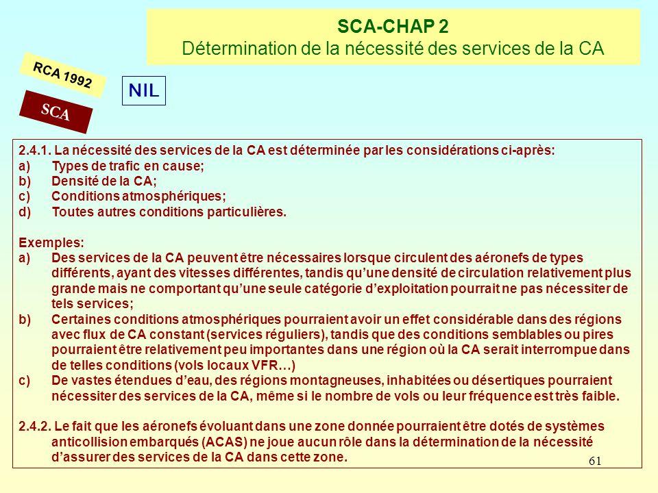 SCA-CHAP 2 Détermination de la nécessité des services de la CA