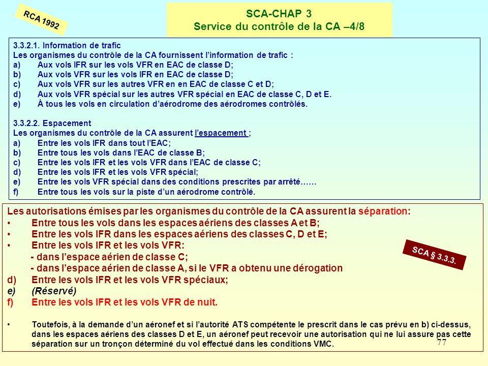 SCA-CHAP 3 Service du contrôle de la CA –4/8
