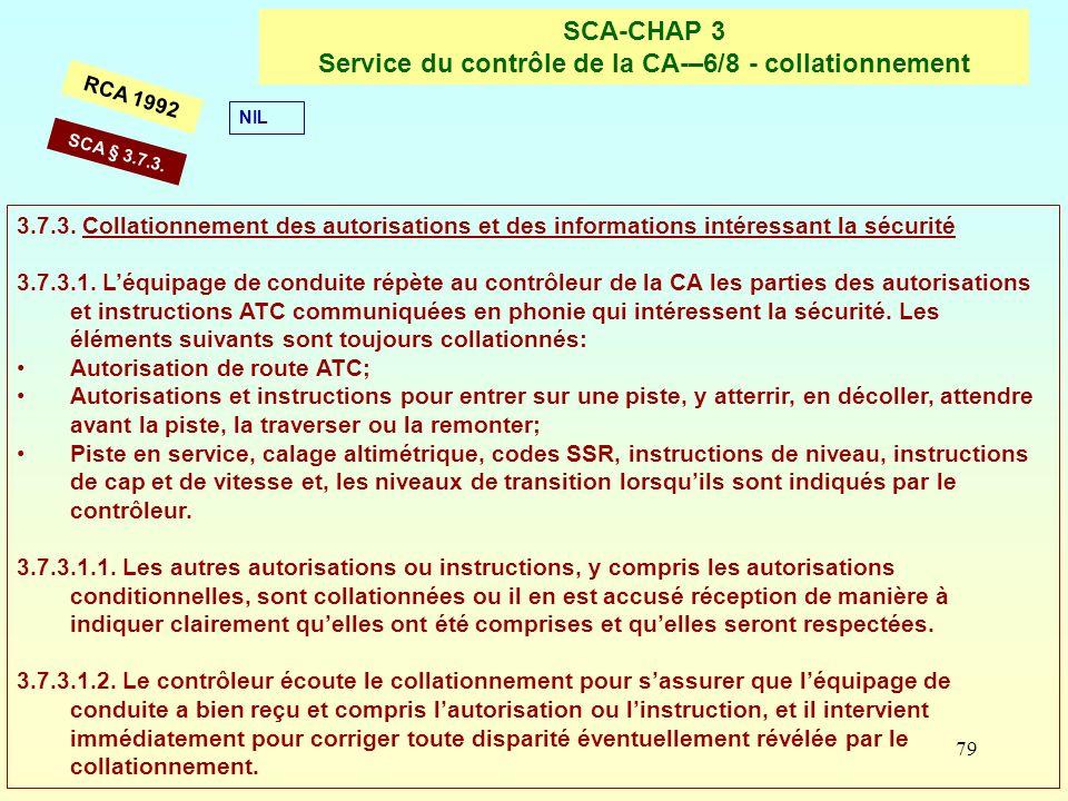 SCA-CHAP 3 Service du contrôle de la CA-–6/8 - collationnement