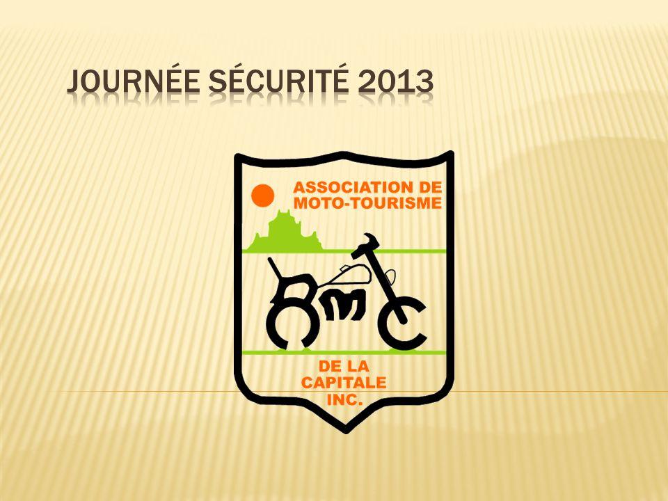 Journée sécurité 2013