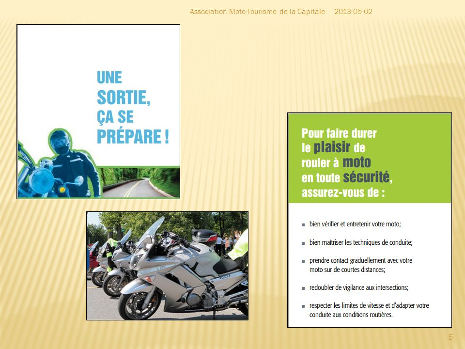 Association Moto-Tourisme de la Capitale
