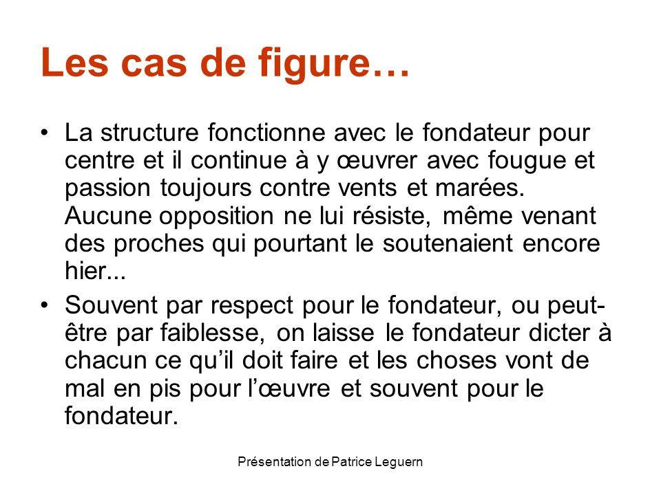 Présentation de Patrice Leguern