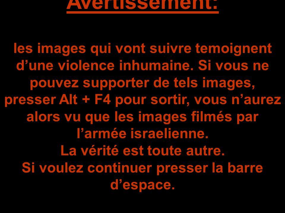 Avertissement: les images qui vont suivre temoignent d'une violence inhumaine.