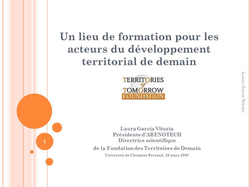 Un lieu de formation pour les acteurs du développement territorial de demain