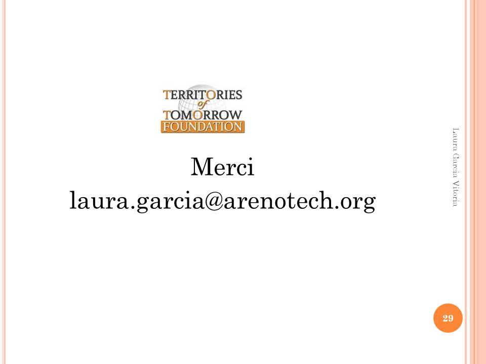 Merci laura.garcia@arenotech.org