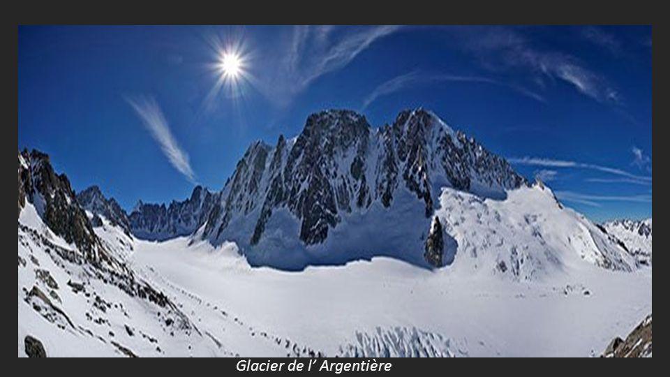 Glacier de l' Argentière