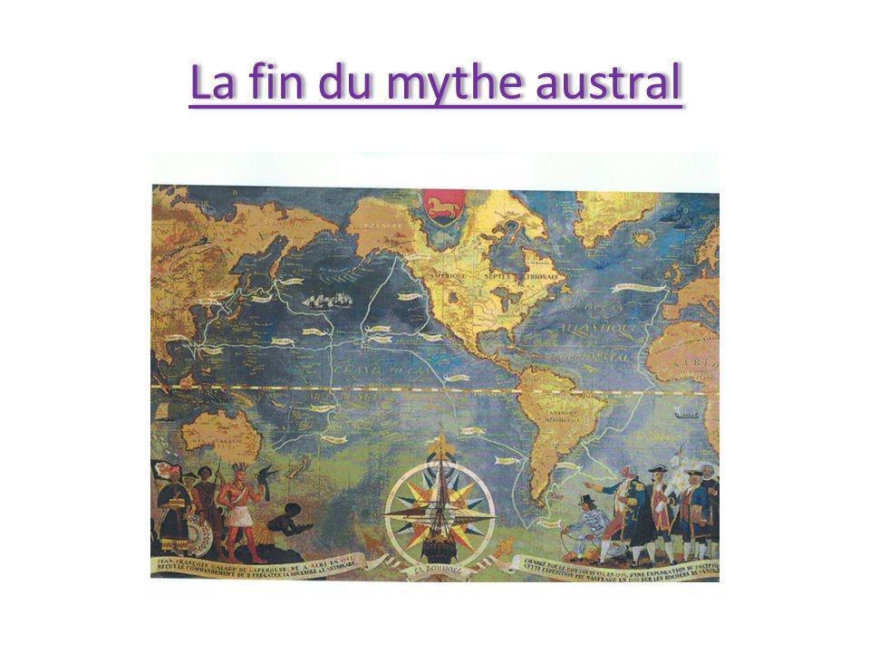 La fin du mythe austral
