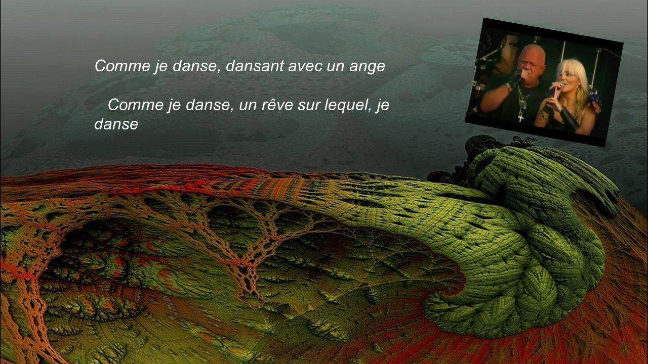 Comme je danse, dansant avec un ange