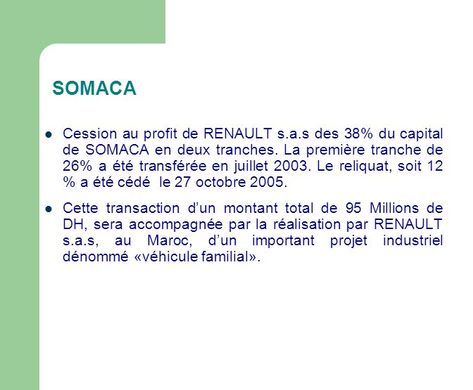 SOMACA
