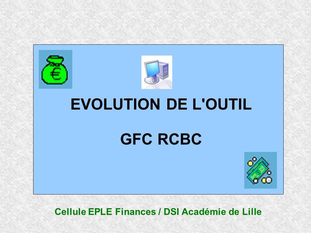 Cellule EPLE Finances / DSI Académie de Lille