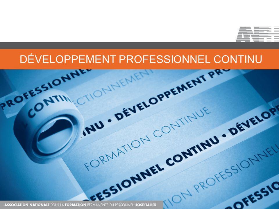 Développement professionnel continu