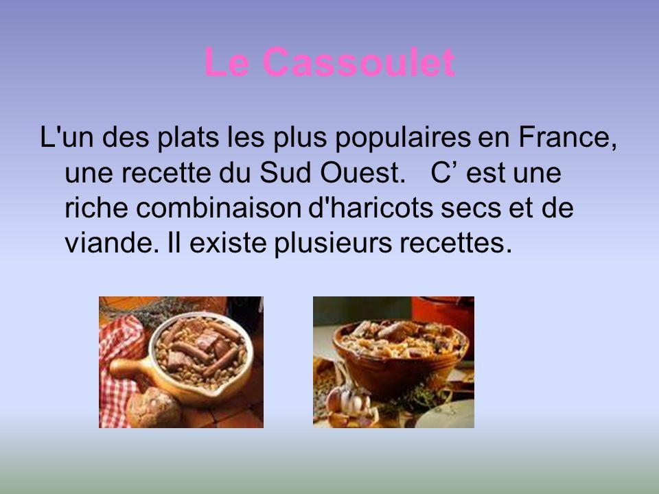 Le Cassoulet