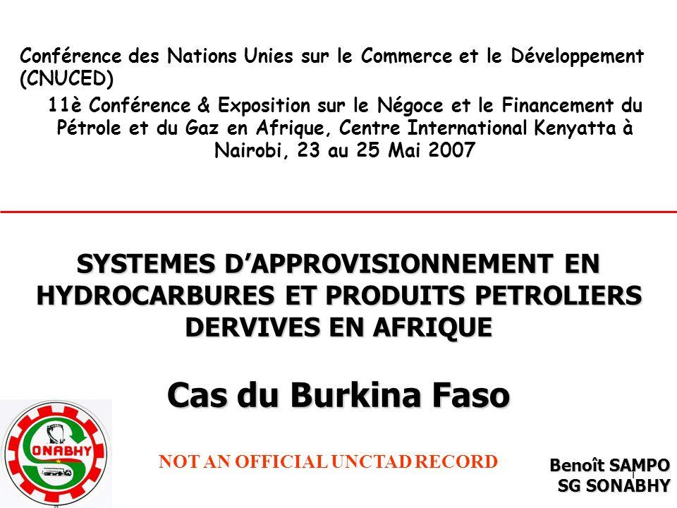 Conférence des Nations Unies sur le Commerce et le Développement (CNUCED)
