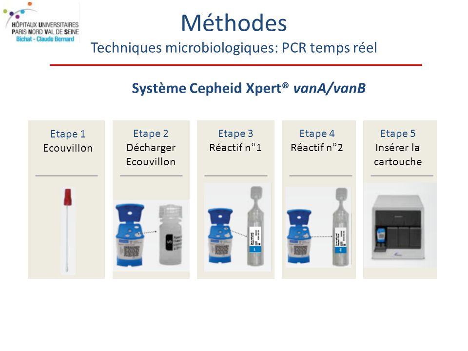 Méthodes Techniques microbiologiques: PCR temps réel