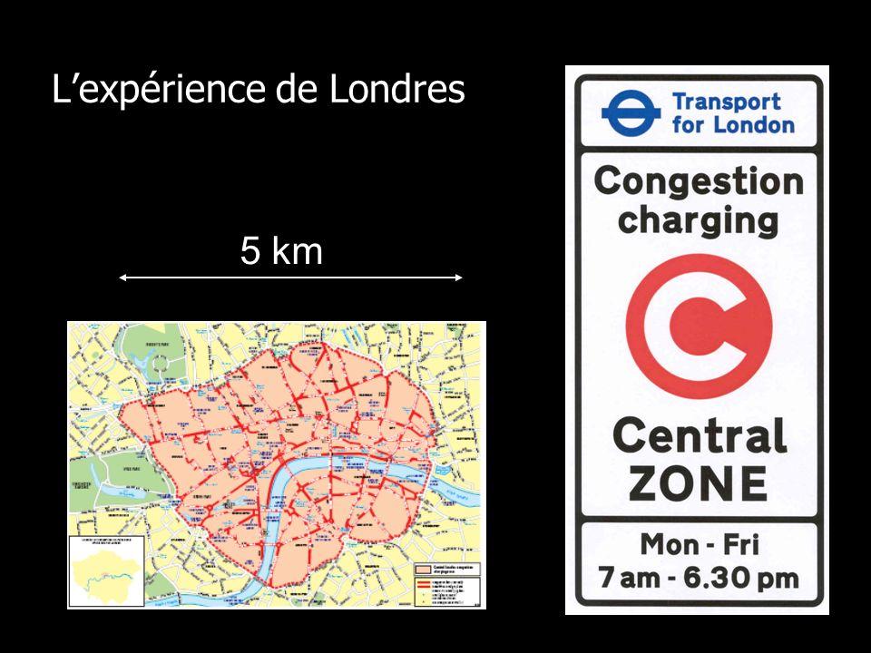 L'expérience de Londres
