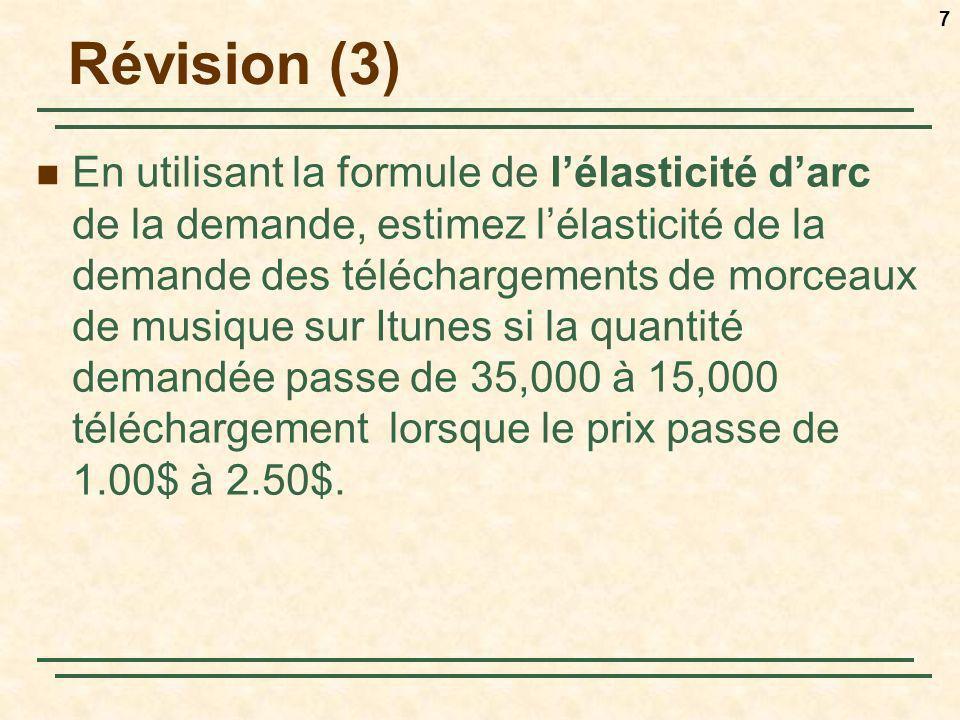 Révision (3)