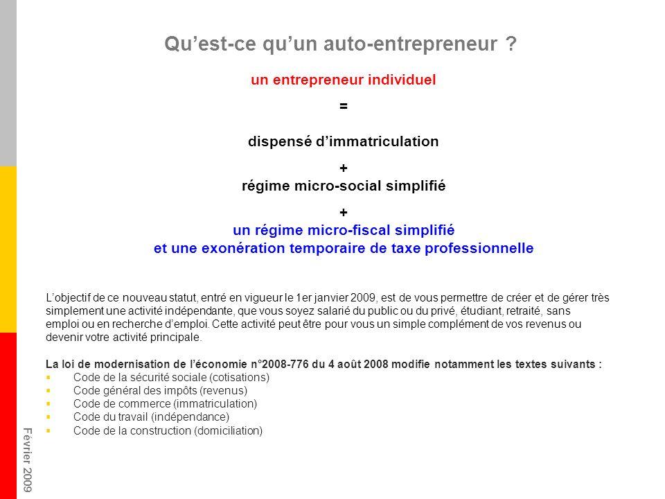 Qu'est-ce qu'un auto-entrepreneur